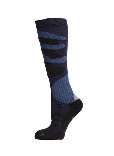 Panthzer  Ski Erkek Kayak Çorabıantrasit/Siyah Gri